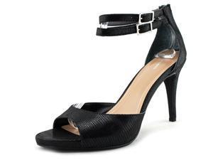 Style & Co Branden Women US 11 Black Sandals