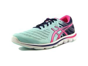 Asics Gel-Electro33 Womens Size 8 Blue Mesh Running Shoes