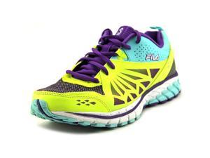 Fila Steelstrike Energized Women US 11 Yellow Running Shoe UK 8.5