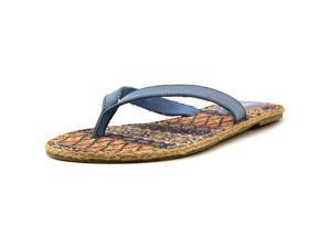 Rocket Dog Finch Women US 6 Blue Flip Flop Sandal
