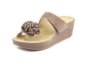 David Tate Jolly Women US 9 W Tan Platform Sandal