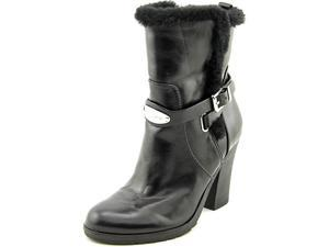 Michael Michael Kors Lizzie Ankle Boot Women US 5.5 Black Ankle Boot