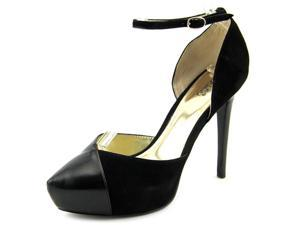 Carlos Santana Capelli Women US 9.5 Black Platform Heel