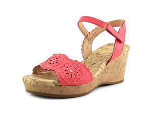 Easy Spirit Marvela Women US 10 Pink Wedge Sandal