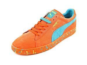 Puma Suede Classic+Water Men US 14 Orange Sneakers
