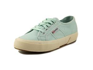 Superga 2750 Cotu Classic Women US 7 Green Sneakers UK 4.5 EU 37.5