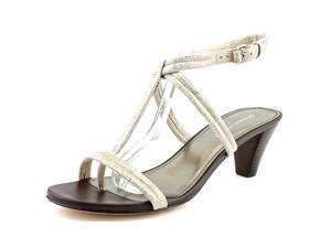 Donald J Pliner Vista Women US 9 Silver Thong Sandal