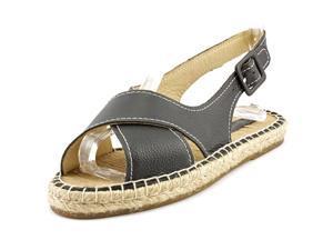 Pour La Victoire Olivia Women US 8 Black Slingback Sandal