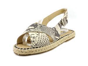Pour La Victoire Olivia Women US 5 Tan Slingback Sandal