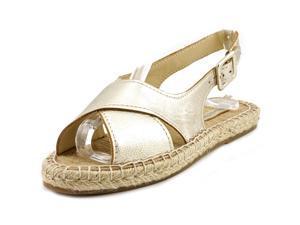 Pour La Victoire Olivia Women US 5 Gold Slingback Sandal