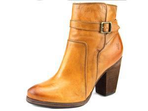 Frye Patty Riding Bootie Women US 9 Tan Ankle Boot