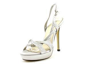 Menbur 005875 Women US 7 Gray Platform Sandal