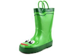 Western Chief Frog Rain Boot Youth US 3 Green Rain Boot UK 3 EU 34