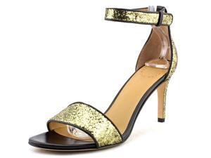 Marc By Marc Jacobs Ankle Strap Dress Sandal Women US 10 Gold Sandals