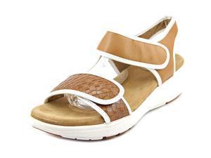Softwalk Elevate Women US 9.5 W Brown Sport Sandal