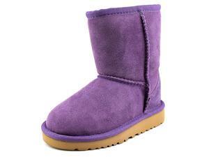 Ugg Australia Classic Toddler US 9 Purple Winter Boot