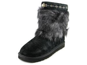 Ugg Australia Vilet Women US 5 Black Winter Boot UK 3.5 EU 36
