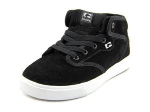 Globe Motley Mid Kids Youth US 2 Black Skate Shoe