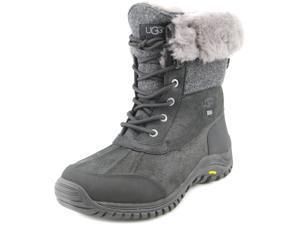 Ugg Australia Adirondack Boot II Women US 6 Black Winter Boot
