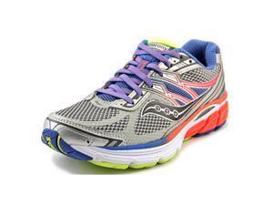 Saucony Omni 14 Women US 5 Silver Running Shoe