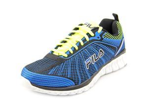 Fila SpeedWeave Run II Men US 9.5 Blue Running Shoe UK 8.5 EU 42.5