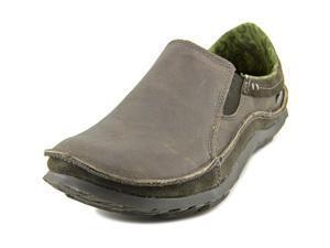 Cushe Dawn Patrol Slipper Men US 8 Gray Moc Loafer