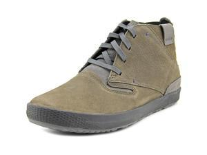 Cushe PDX Leather Men US 13 Gray Desert Boot