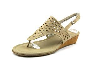 Franco Sarto Charlize Women US 10 Tan Thong Sandal EU 41.5