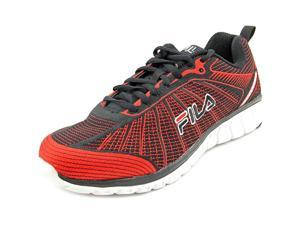 Fila SpeedWeave Run II Men US 9 Red Running Shoe UK 8 EU 42