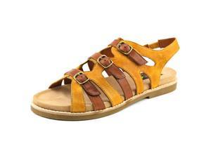 Everybody By BZ Moda Ideal Women US 8 Tan Slingback Sandal EU 40