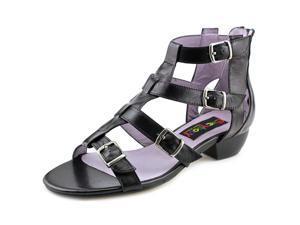 Everybody By BZ Moda Maditto Women US 8.5 Black Gladiator Sandal