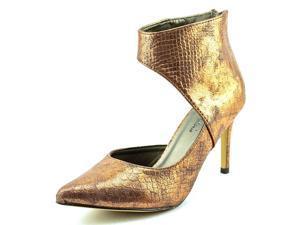 Michael Antonio Janine Women US 7 Bronze Heels