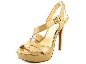 Jessica Simpson Beverlie Women US 9.5 Nude Platform Heel