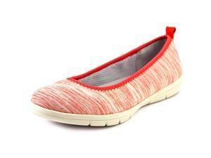 Life Stride Seashell Women US 8.5 N/S Red Flats
