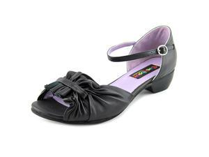Everybody By BZ Moda Abelle Women US 11.5 Black Sandals