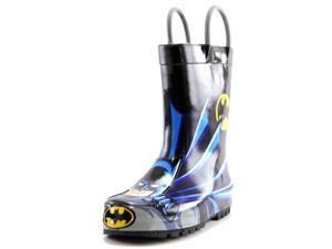 Western Chief Batman Everlasting Toddler US 6 Gray Rain Boot UK 5