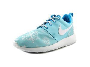 Nike Roshe One Print Youth US 6.5 Blue Sneakers