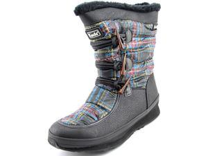 Keds Powder Puff Women US 5 Multi Color Winter Boot