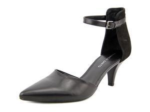 Franco Sarto Diamana Women US 6 Black Heels