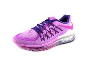 Nike Air Max 2015 GS Youth US 7 Purple Sneakers UK 6