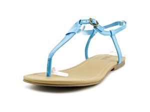 Mia Tonga Women US 8.5 Blue Thong Sandal