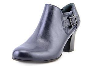 Franco Sarto Rapport Women US 7 Blue Bootie