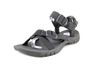 Rafters The Stillwater Men US 12 Black Sport Sandal EU 45