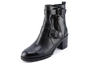 Michael Michael Kors Gretchen Ankle Boot Women US 6 Black Ankle Boot