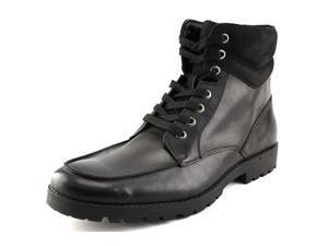Unlisted Kenneth Cole Upper Cut Men US 7.5 Black Moc Boot