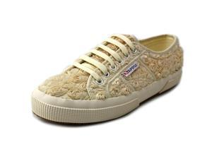 Superga Small Rose Youth US 11 Ivory Sneakers