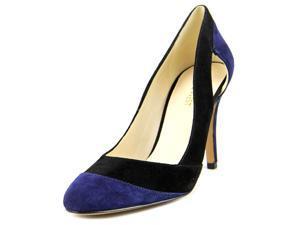 Nine West Grounded Women US 9.5 Black Heels