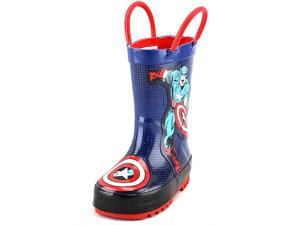 Western Chief Captain America Youth US 5 Blue Rain Boot UK 4 EU 20