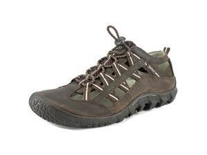 Jambu Crest Air Vent 360 Men US 11 Brown Sport Sandal