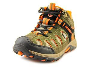 Merrell Chameleon Mid Lace Toddler US 11 Green Hiking Shoe